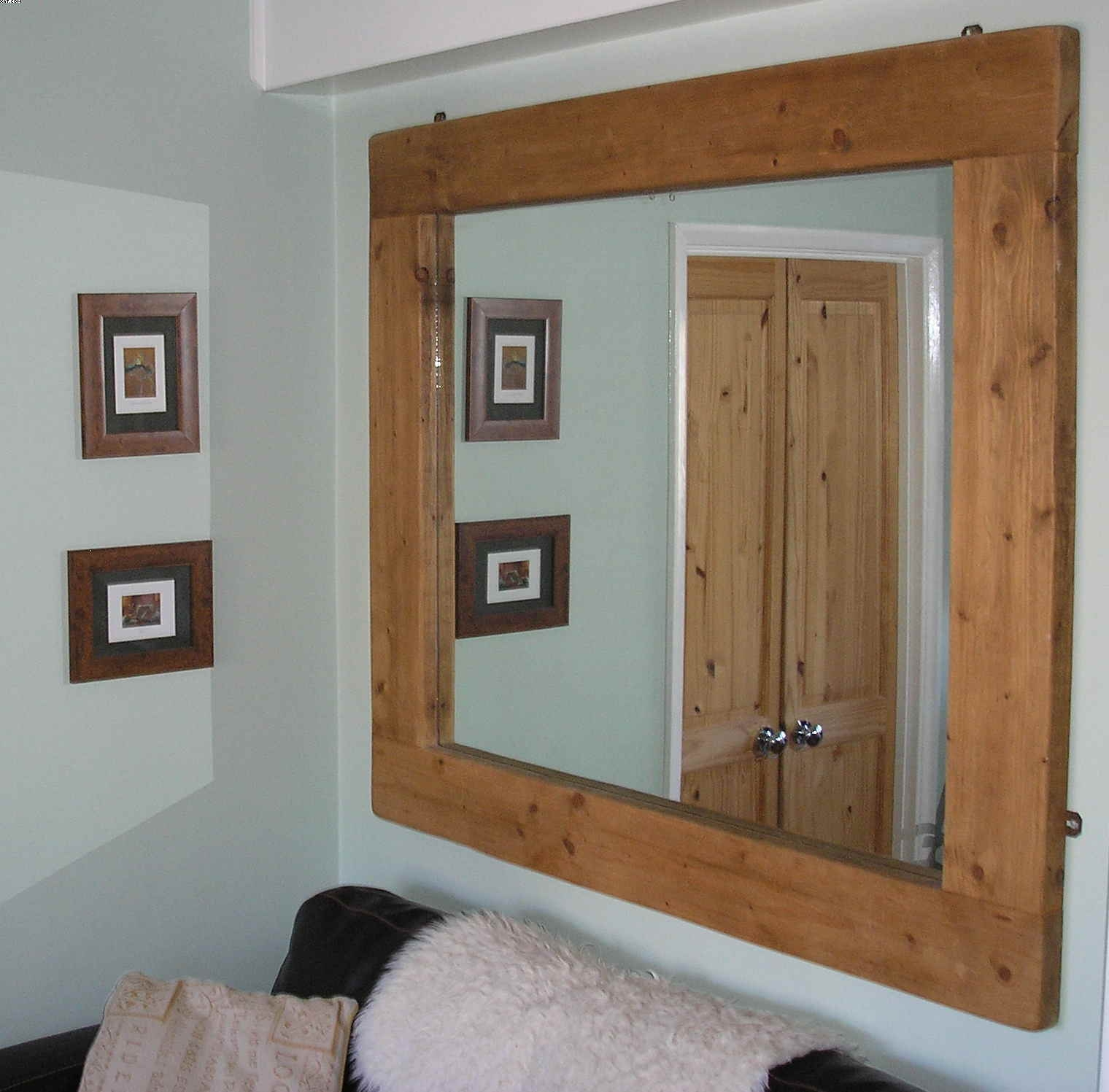 Mirrored Wall Frames For Pictures