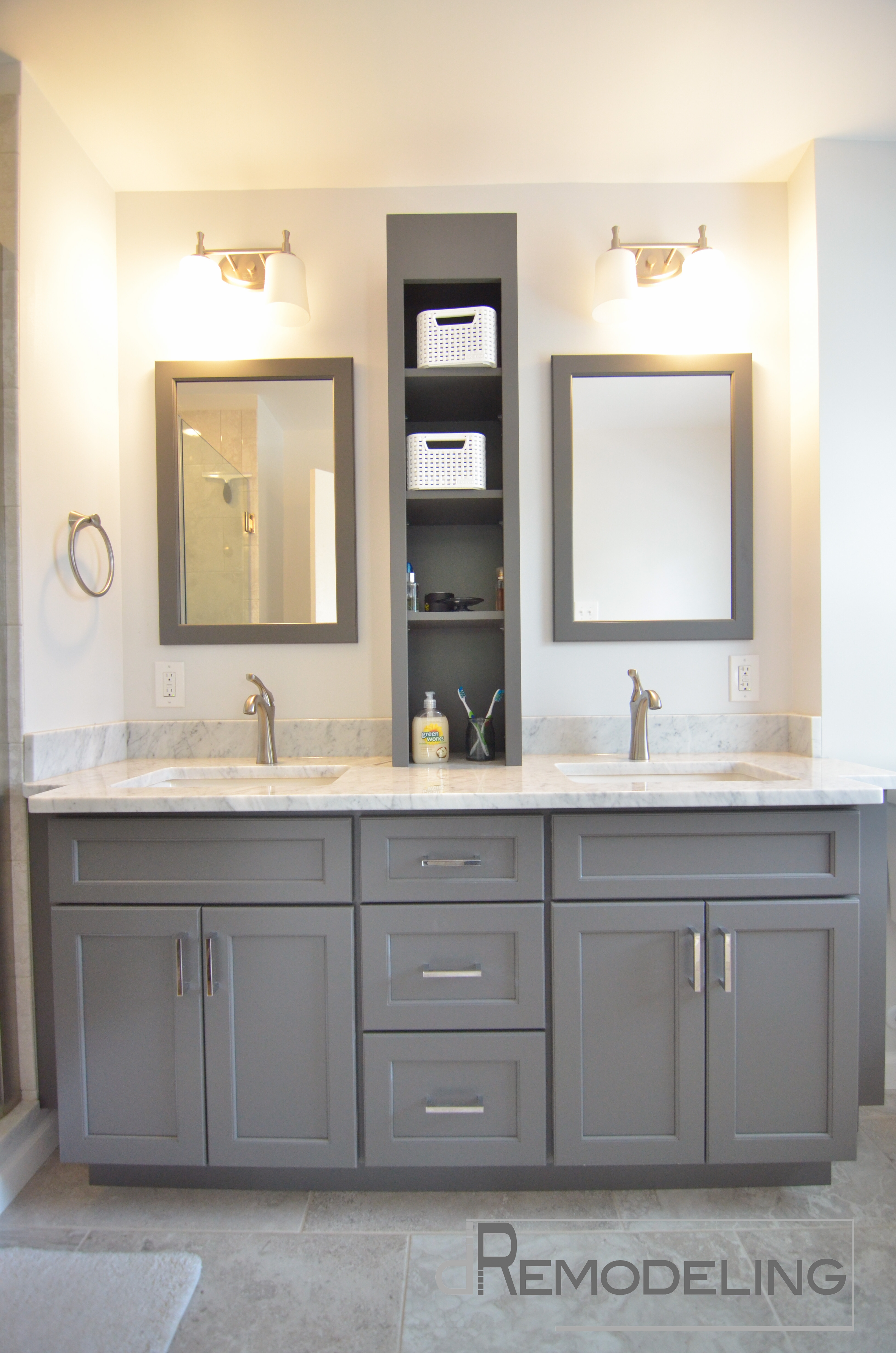 Mirrors For Over Bathroom Vanity