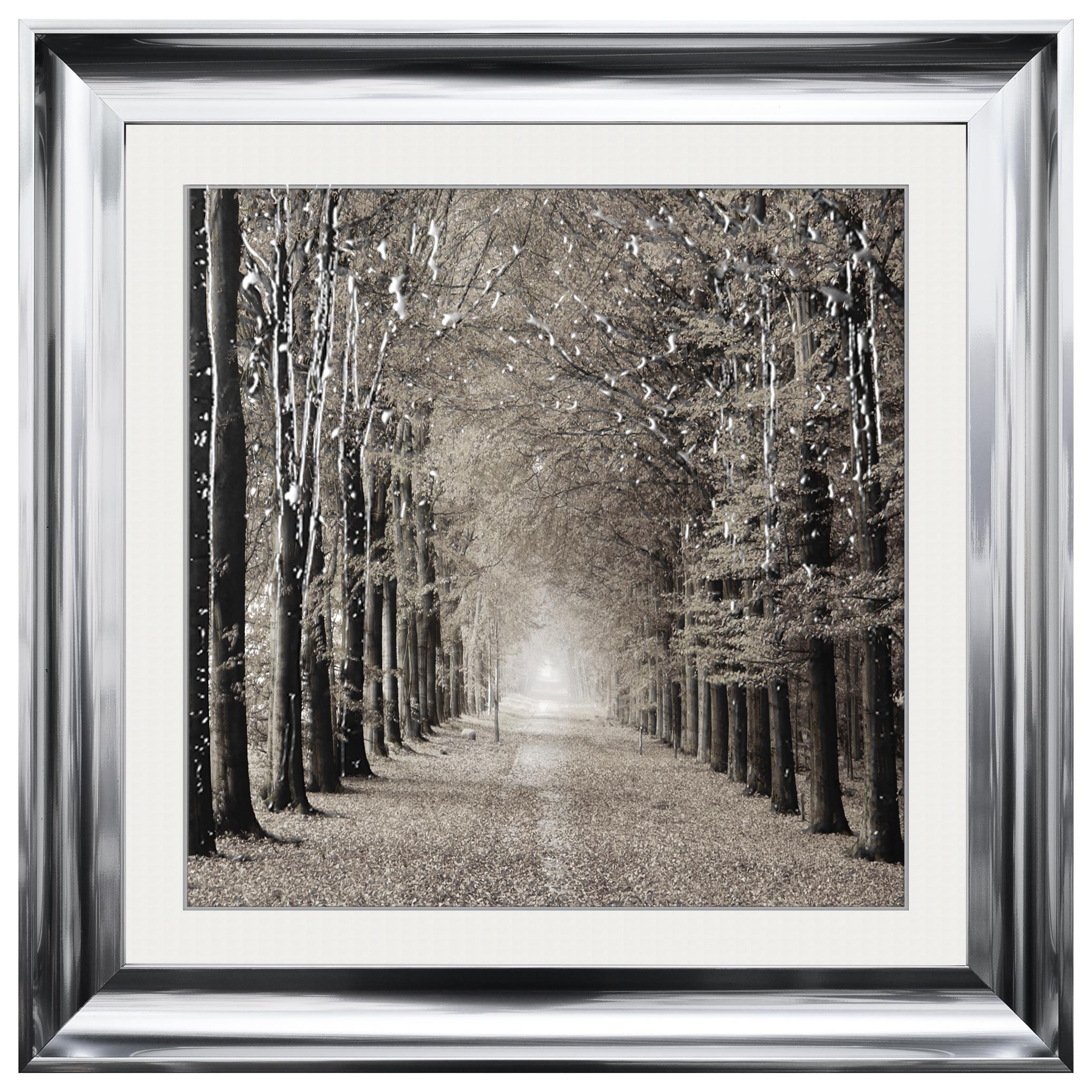 Mirrortech Glitter Tree Wall Mirror