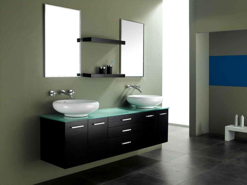 Modern Bathroom Mirror Design