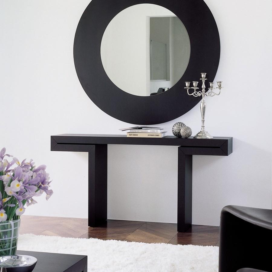 Modern Black Wall Mirrors