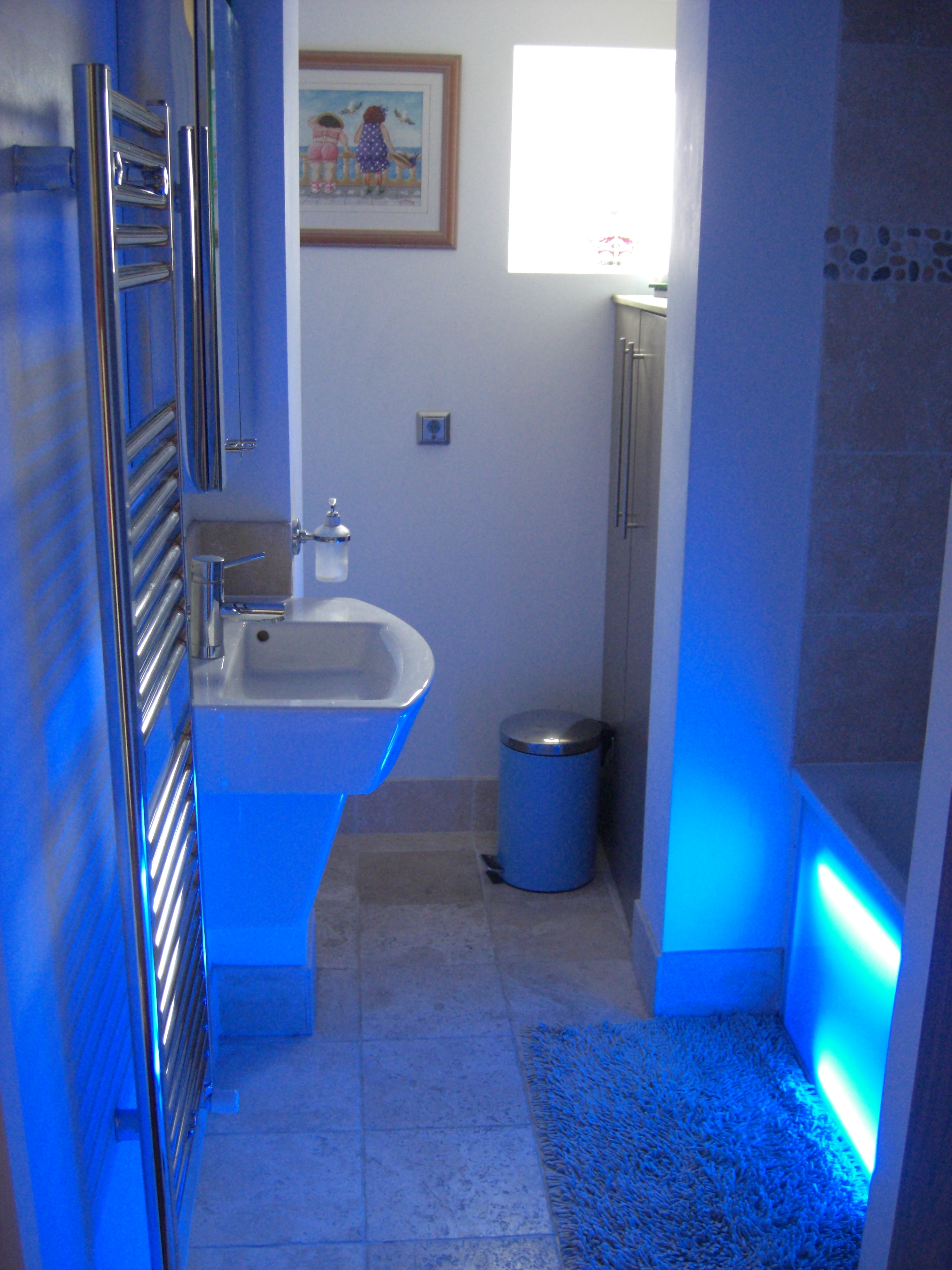 Mood Lighting Bathroom Mirrors