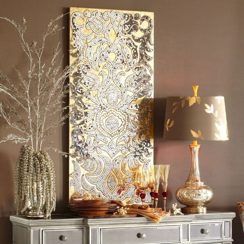 Mosaic Mirror Wall Decor