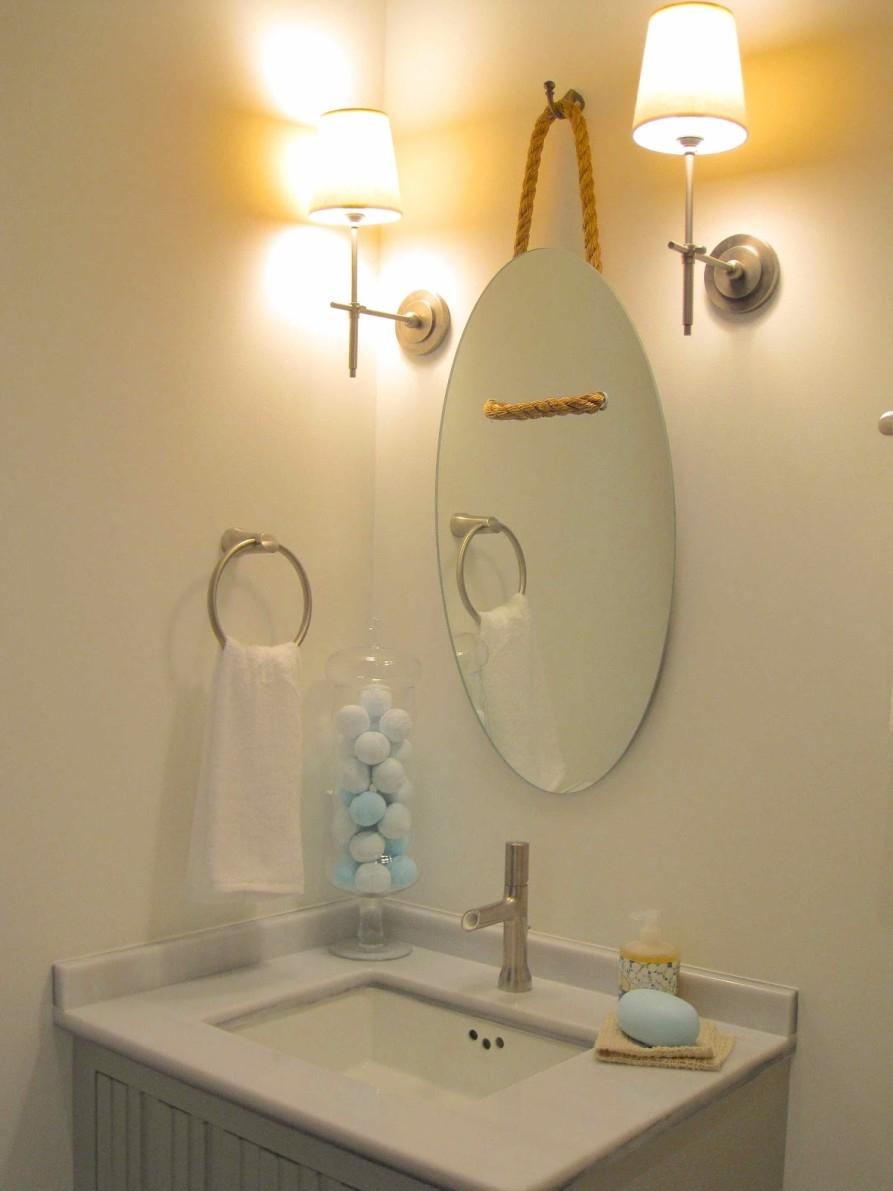 Nautical Bathroom Wall Mirrors