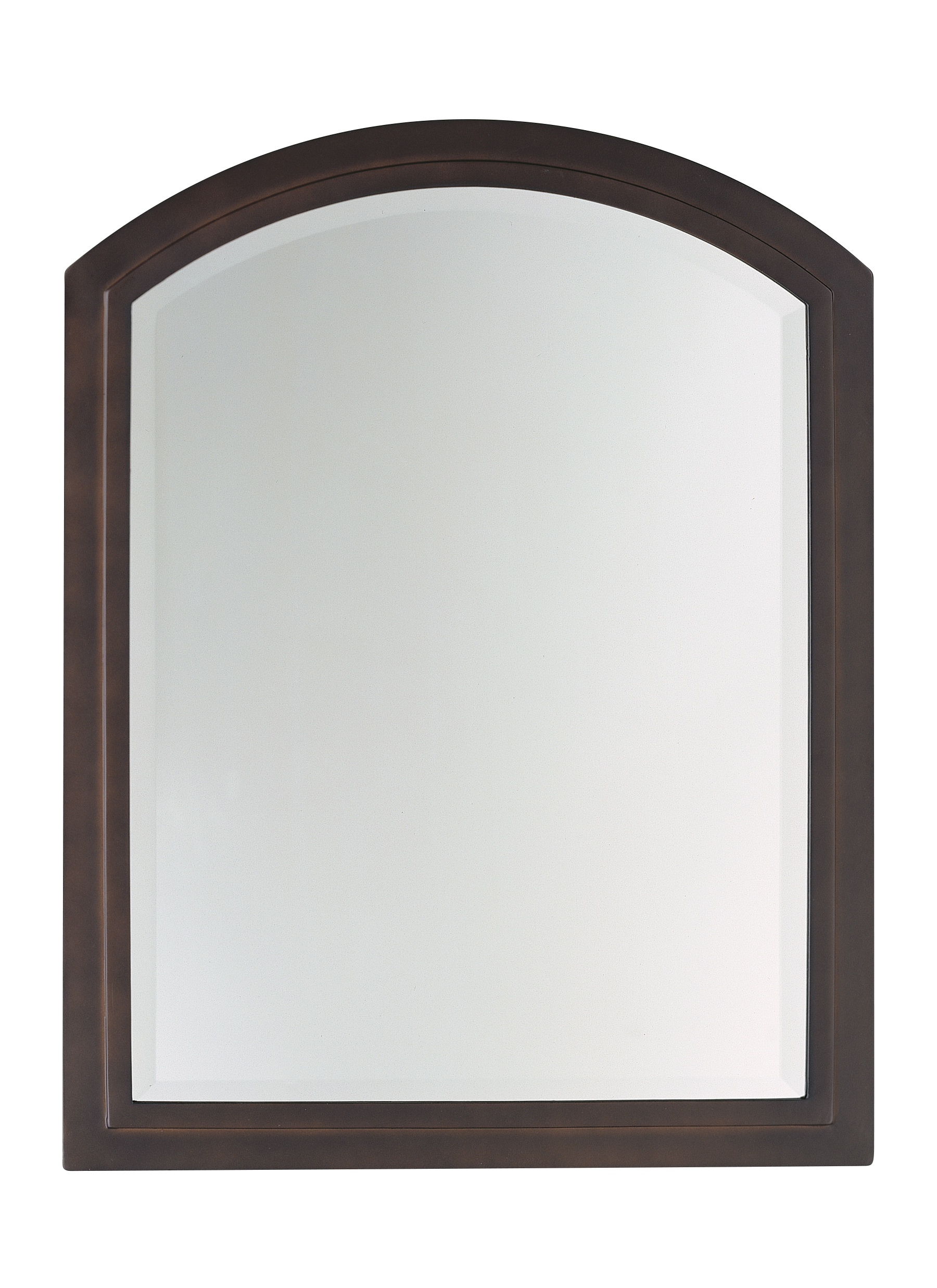 Oiled Bronze Wall Mirror