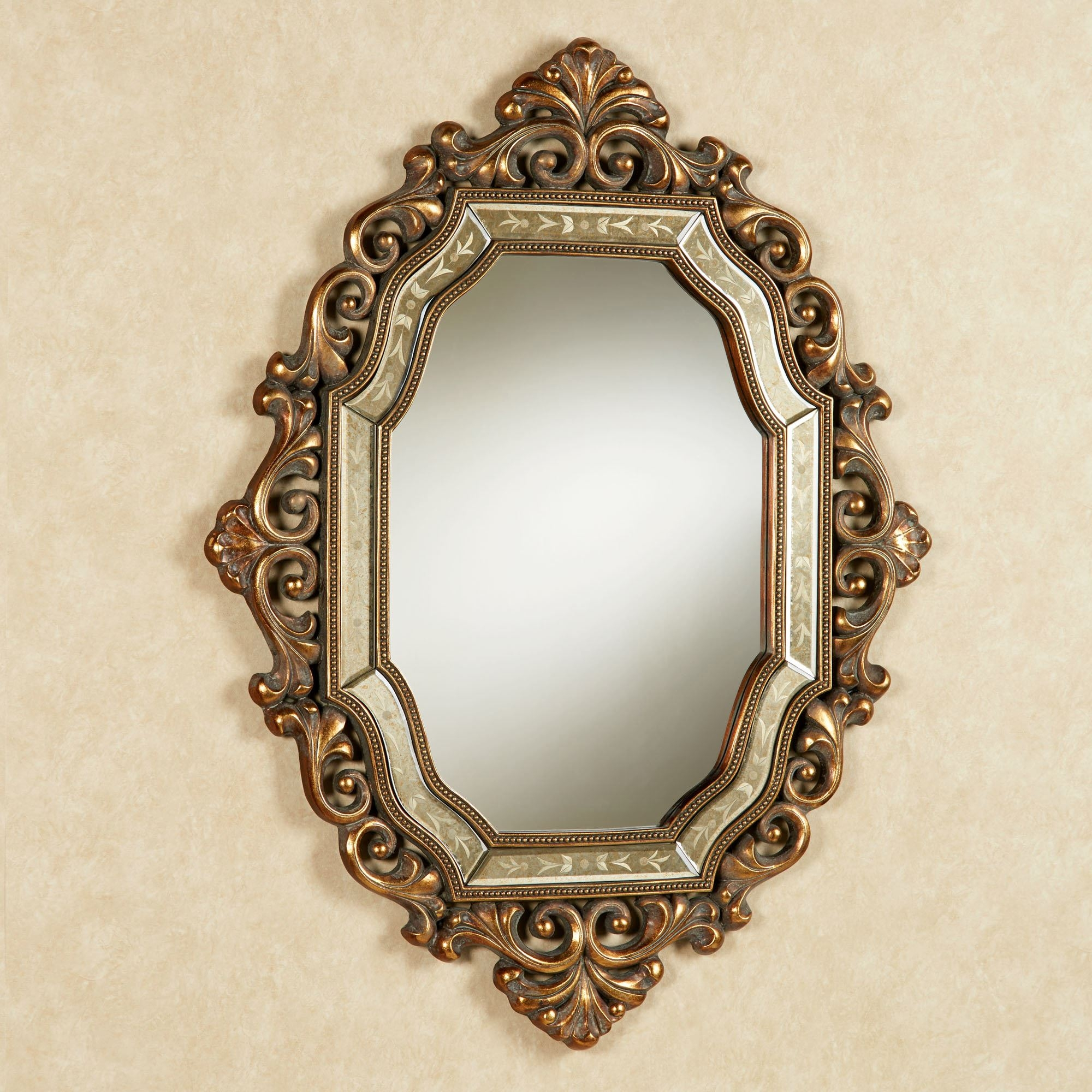 Old World Wall Mirrors