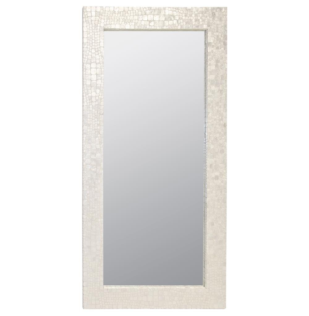 Parsons Wall Mirror Capiz