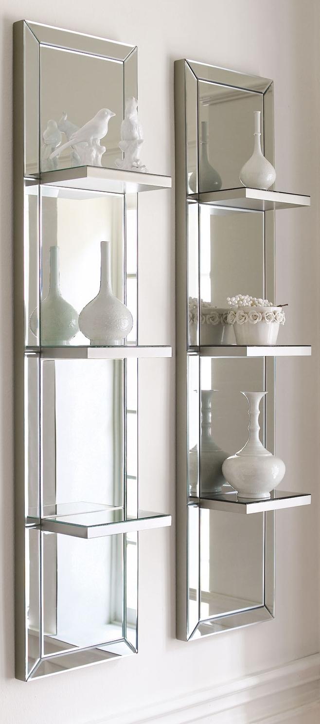 Paxton Wall Shelf Mirror