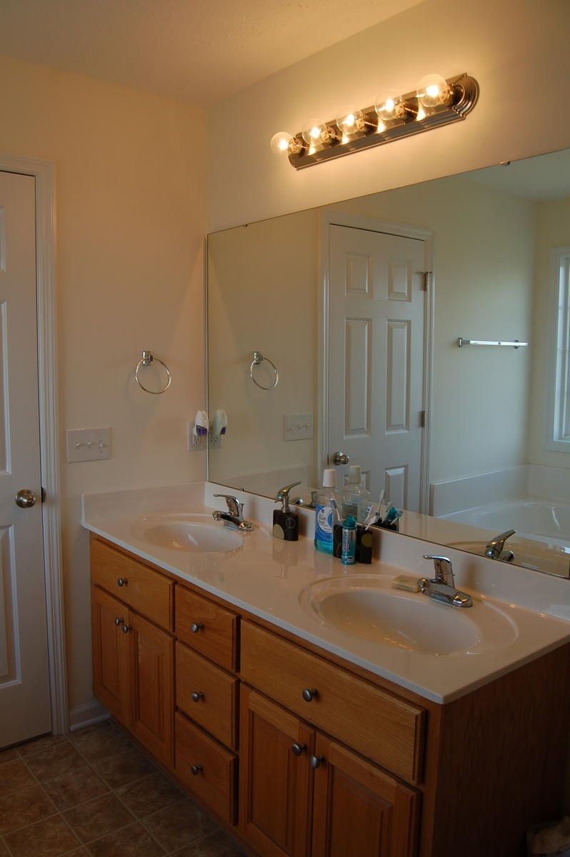 Pictures Of Master Bathroom Mirrors