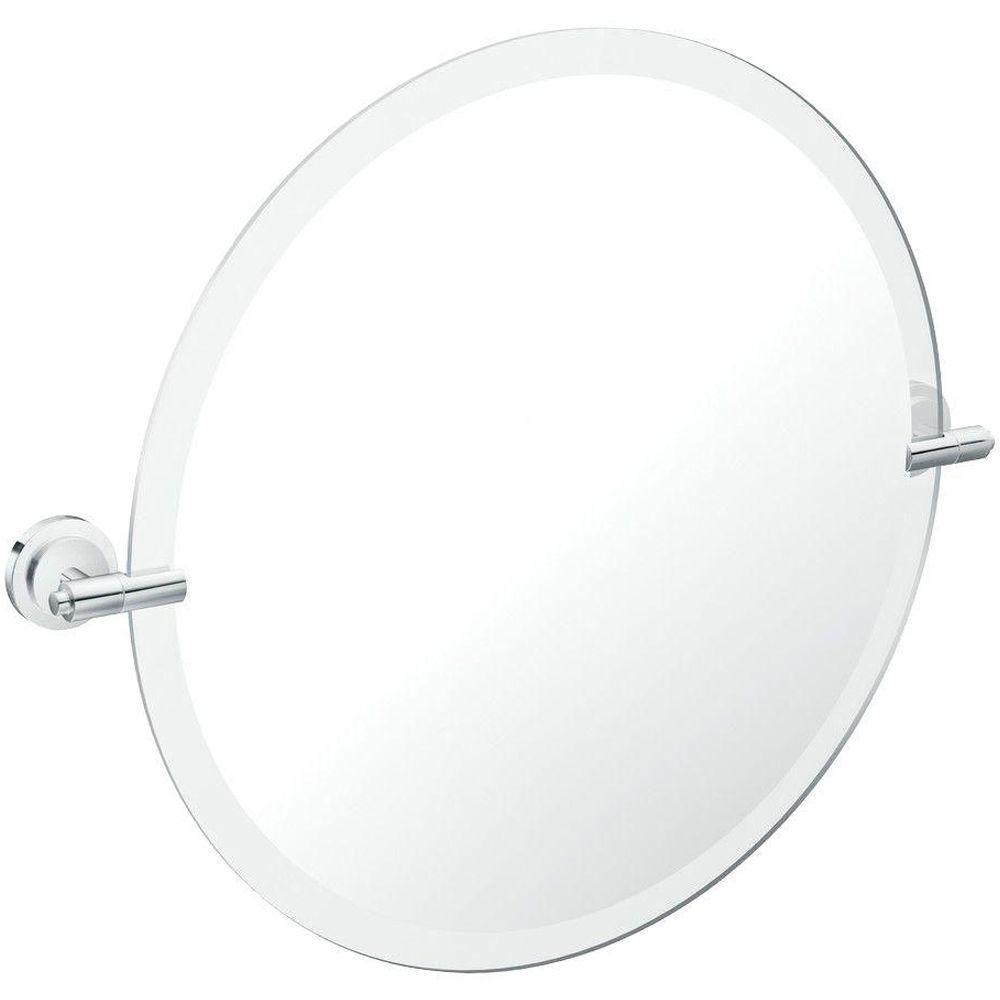 Pivoting Bathroom Wall Mirror