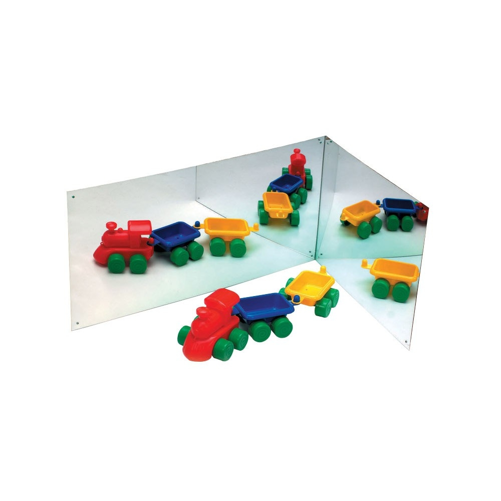 Plastic Safety Wall Mirrors