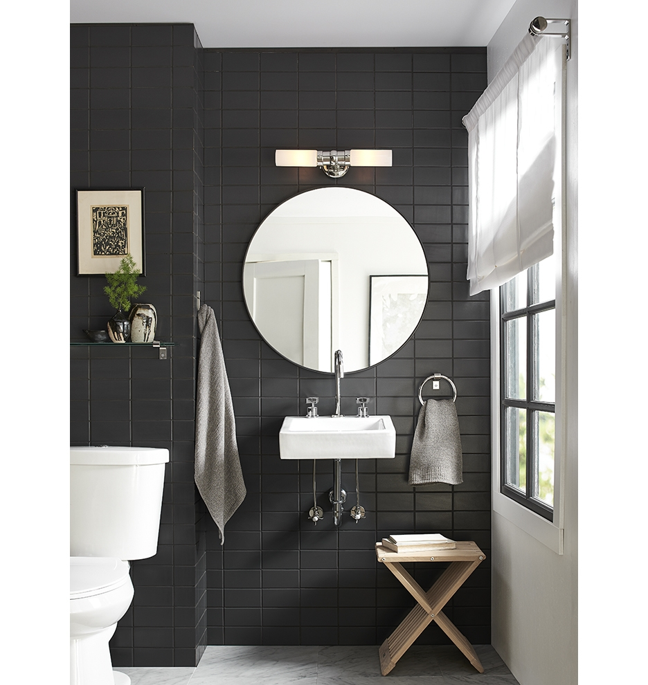 Permalink to Polished Brass Bathroom Mirrors