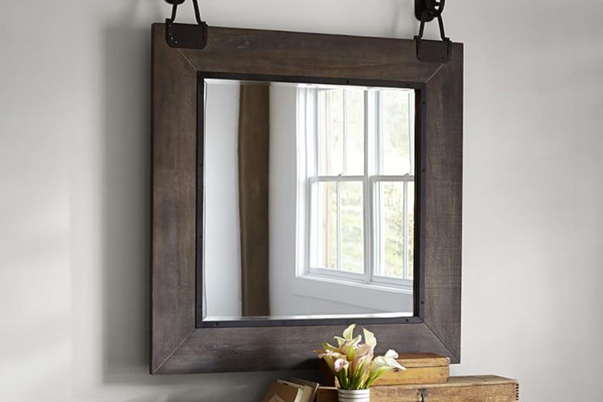 Pottery Barn Large Wall Mirrors