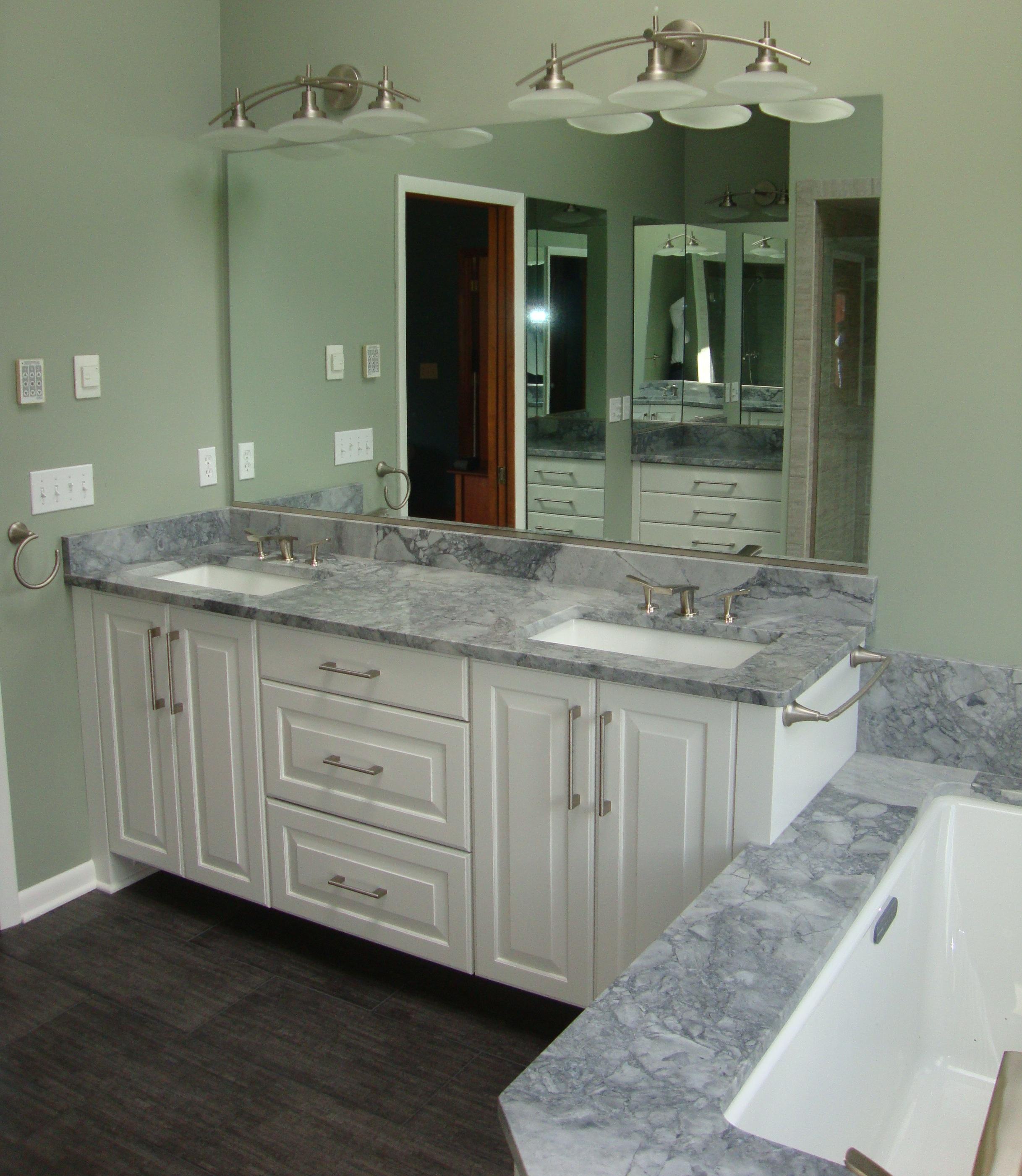 Proper Height For Bathroom Vanity Mirror2435 X 2803