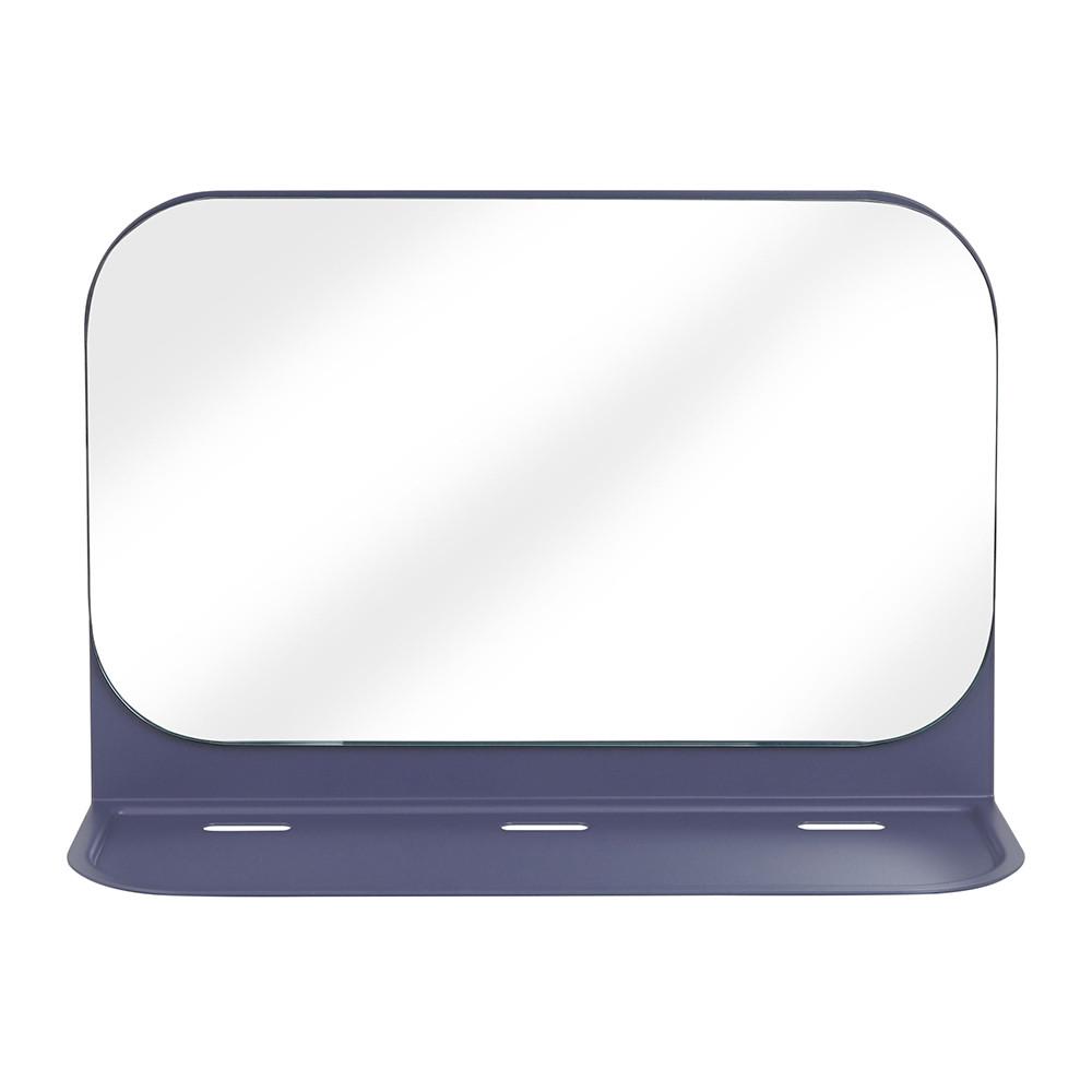 Quaid Wall Shelf With Mirror