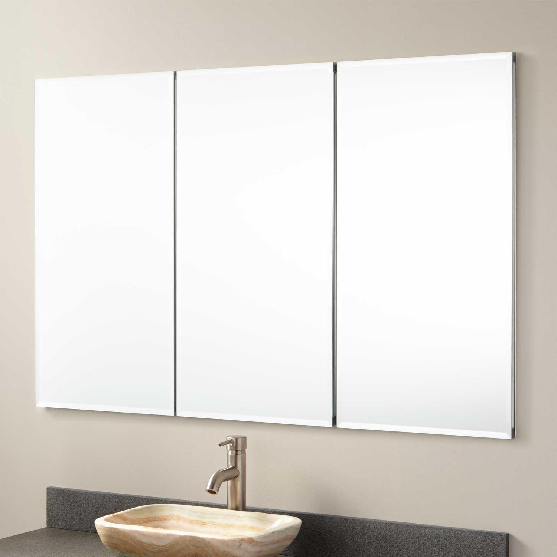 Recessed Bathroom Medicine Cabinets No Mirror