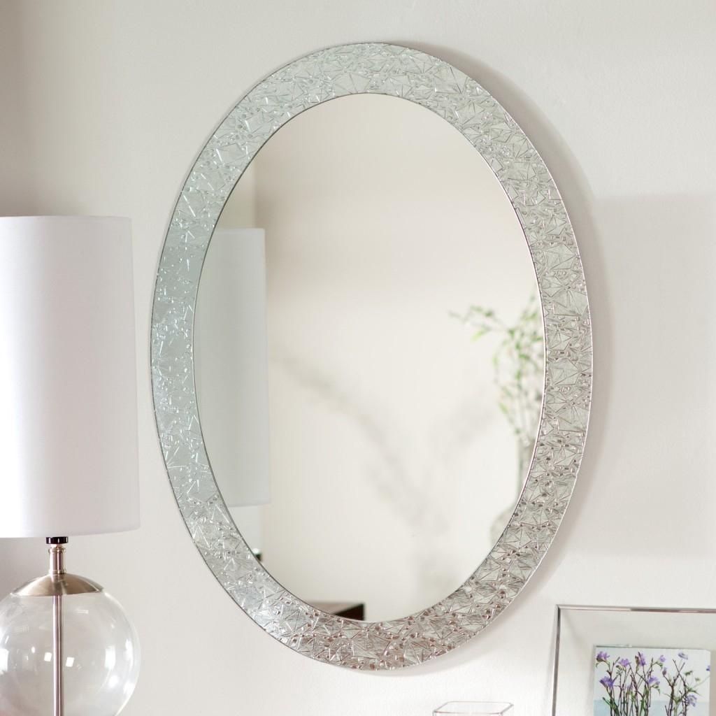 Round Framed White Wall Mirror Round Framed White Wall Mirror bathroom wall mirror repisa sobre wc found it at wayfair nordic 1024 X 1024