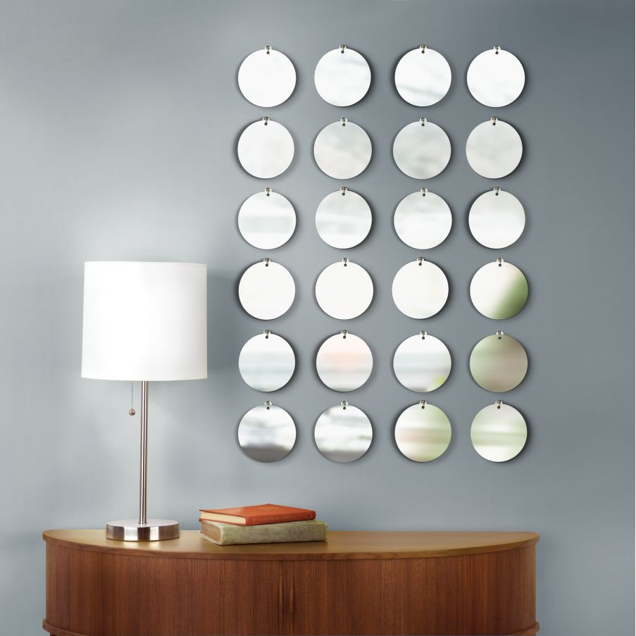 Round Mirrors For Walls Ideas