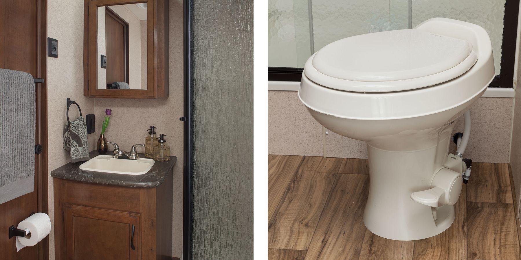 Rv Bathroom Door Mirror