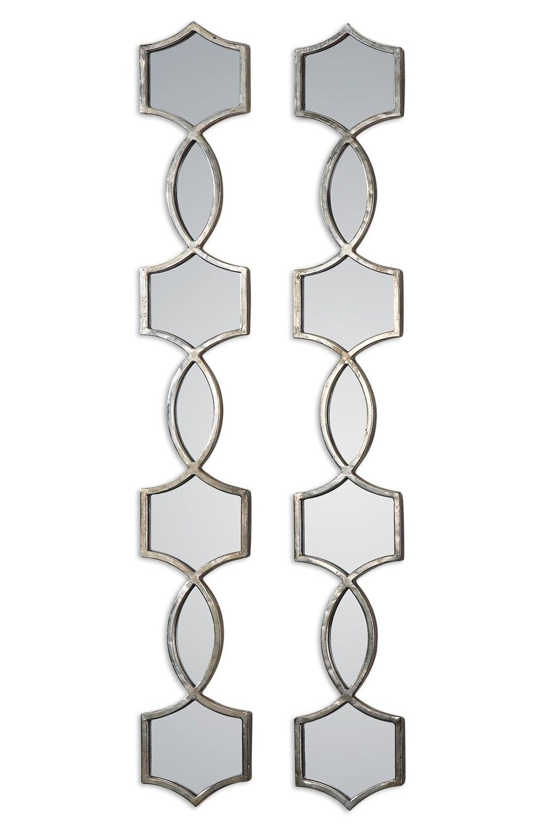 Set Of 2 Wall Mirrors