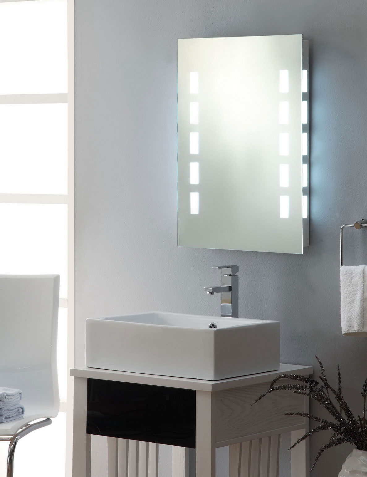 Small Bathroom Mirrors Ideas