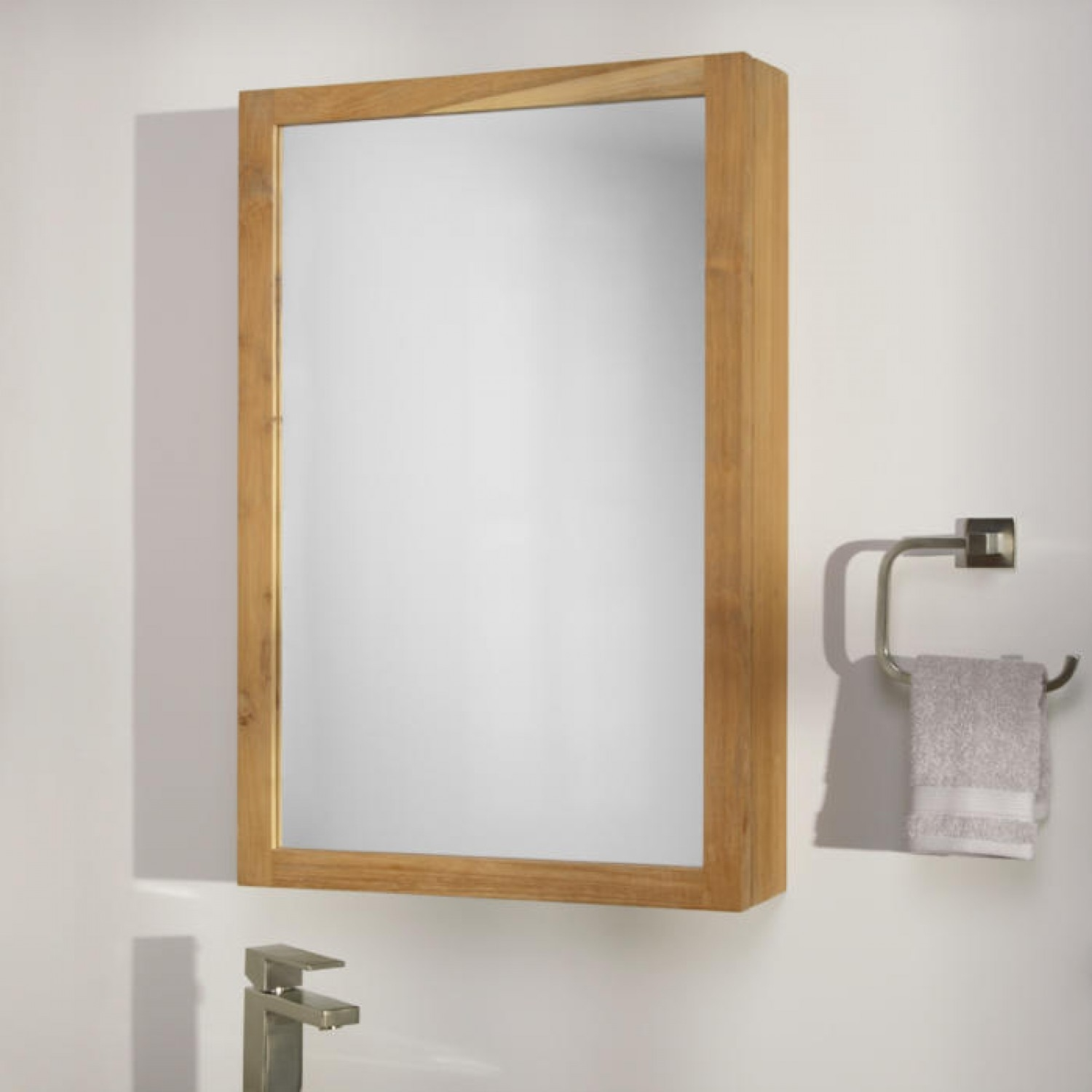 Small Mirrored Bathroom Wall Cabinets