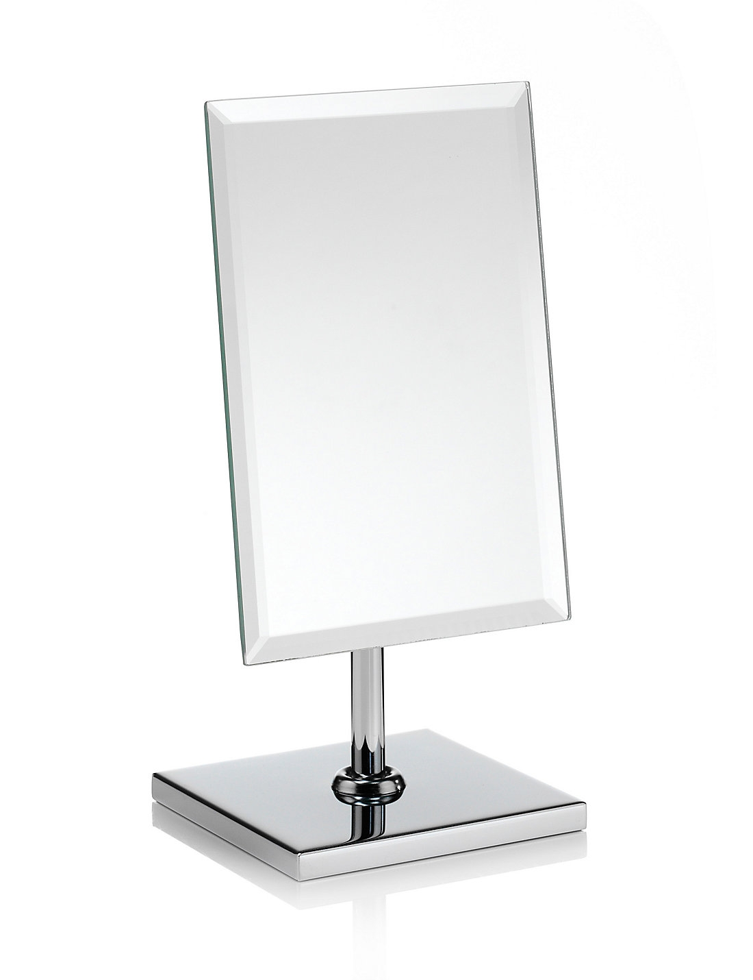 Square Bathroom Mirror On Stand