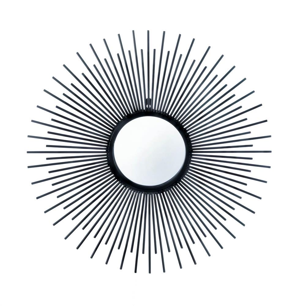 Sun Ray Wall Mirror