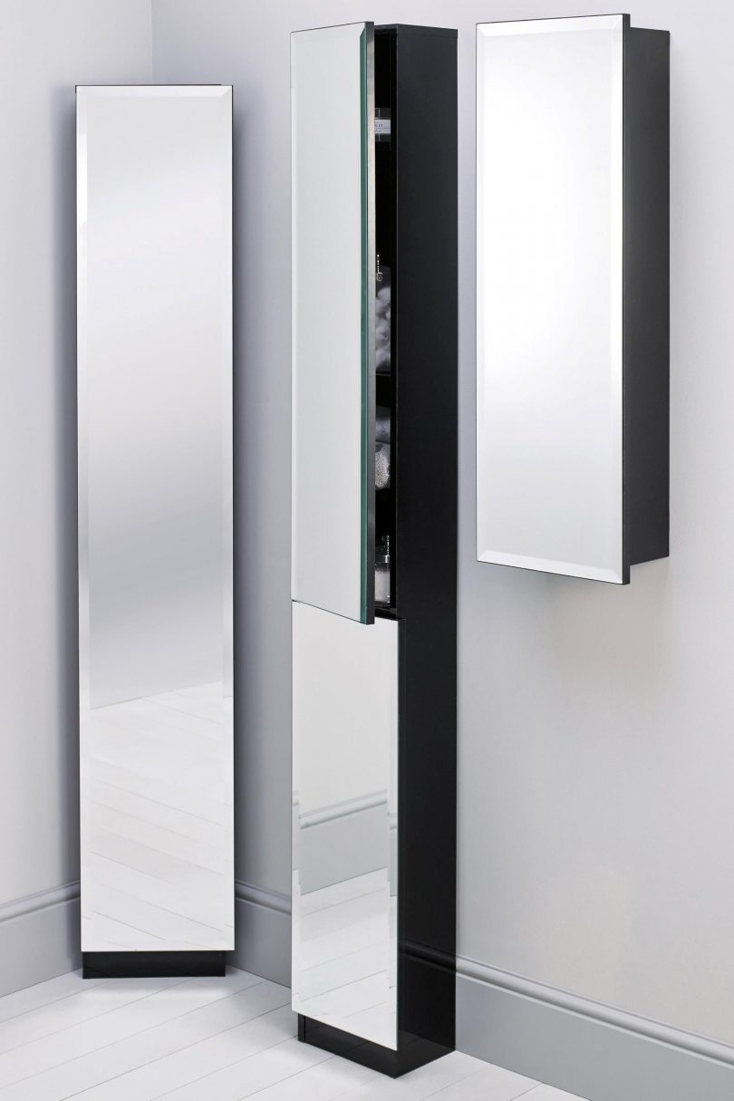 Tall Mirror Bathroom Cabinet Whitebathroom tall storage cabinets with drawers doors white navpa2016