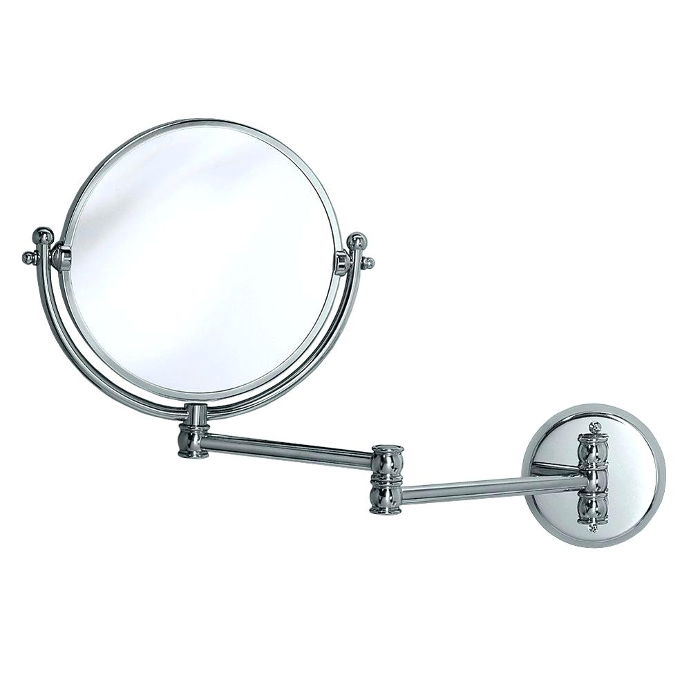 Telescopic Bathroom Shaving Mirror