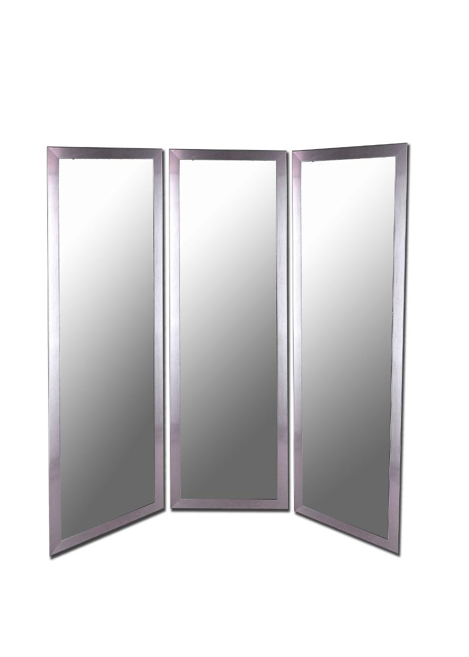 Tri Fold Wall Mirror Full Length