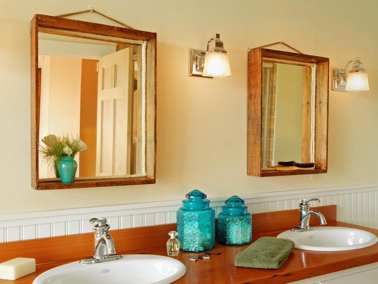 Trim Kit For Bathroom Mirrors