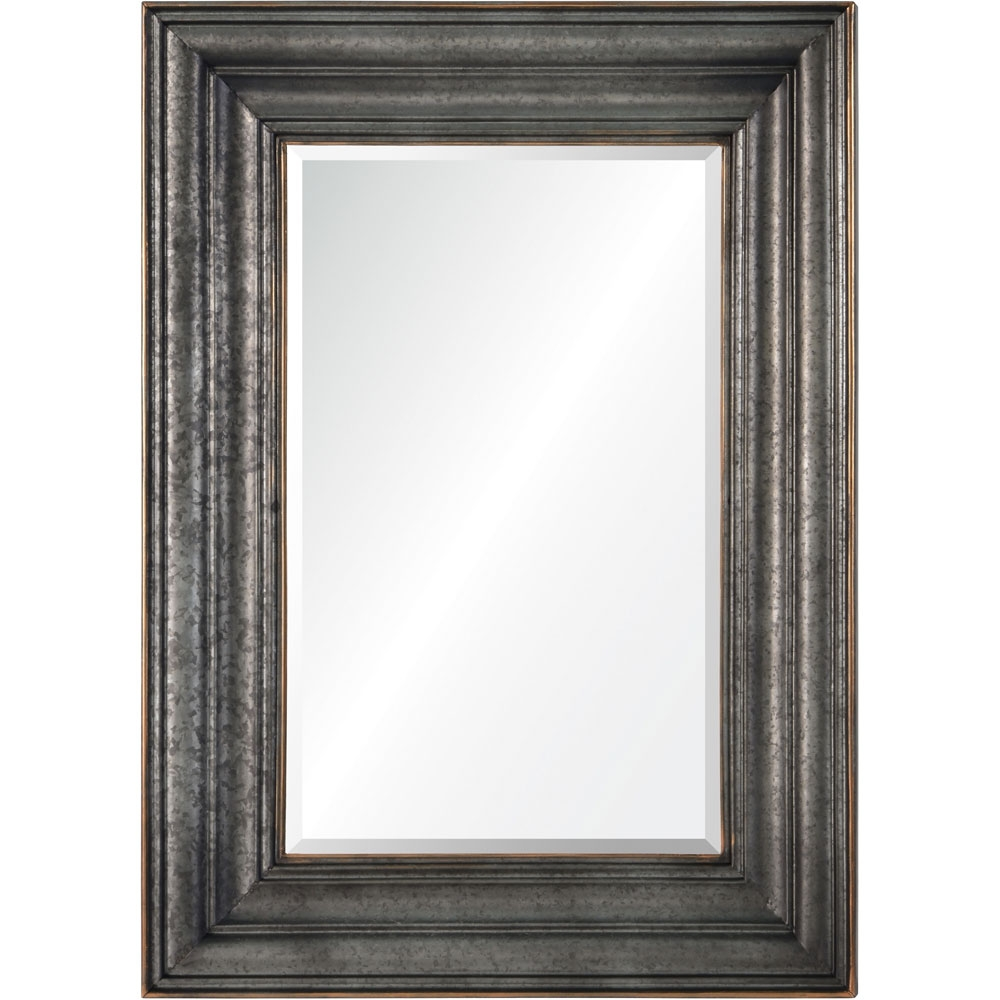 Uttermost Tanika Hand Forged Metal Frame Wall Mirror