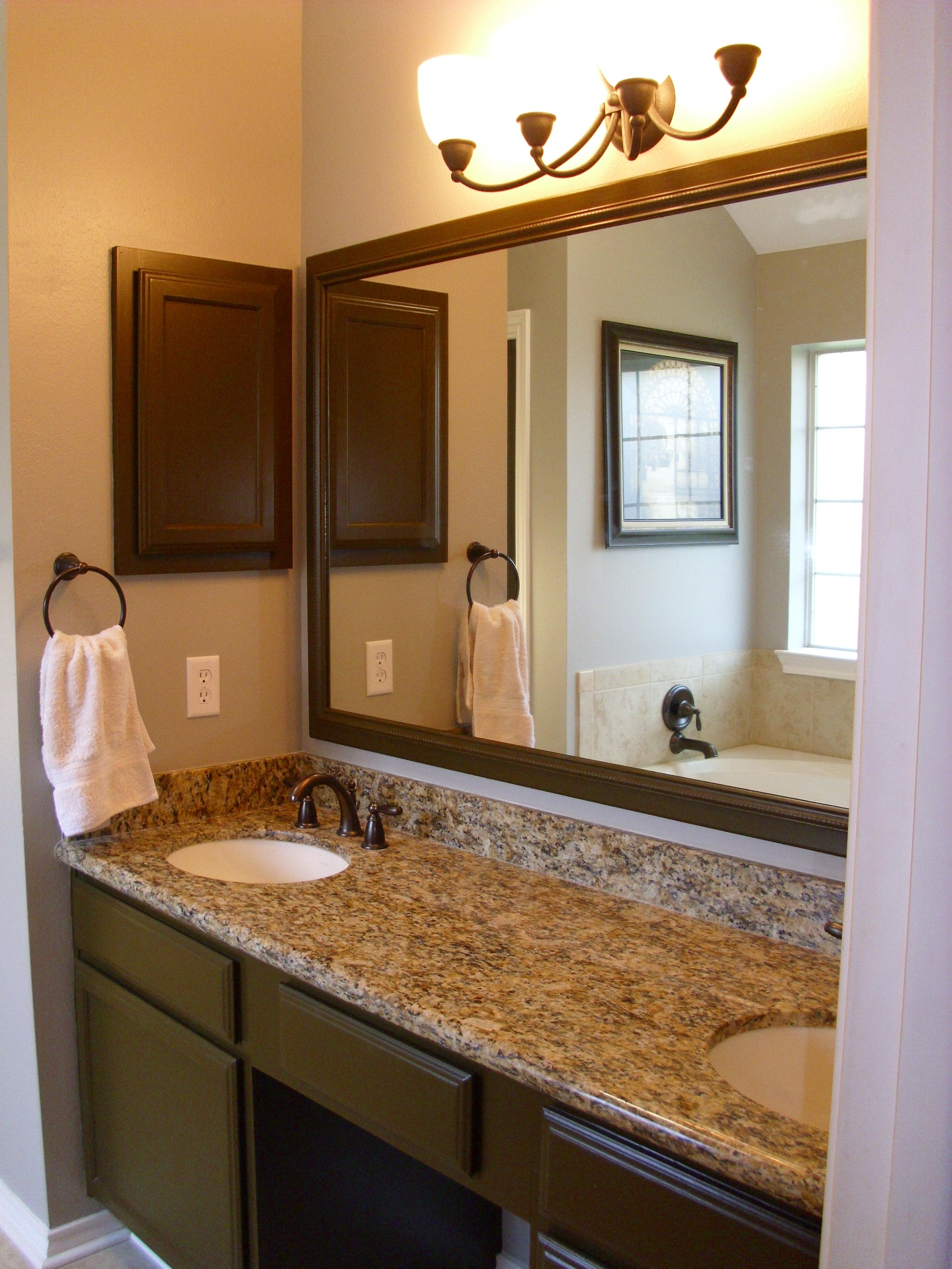 Vanity Mirror Ideas Bathroom