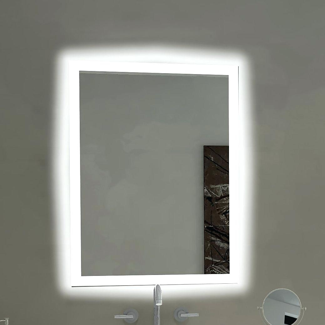 Vanity Mirror Wall Mount Kit