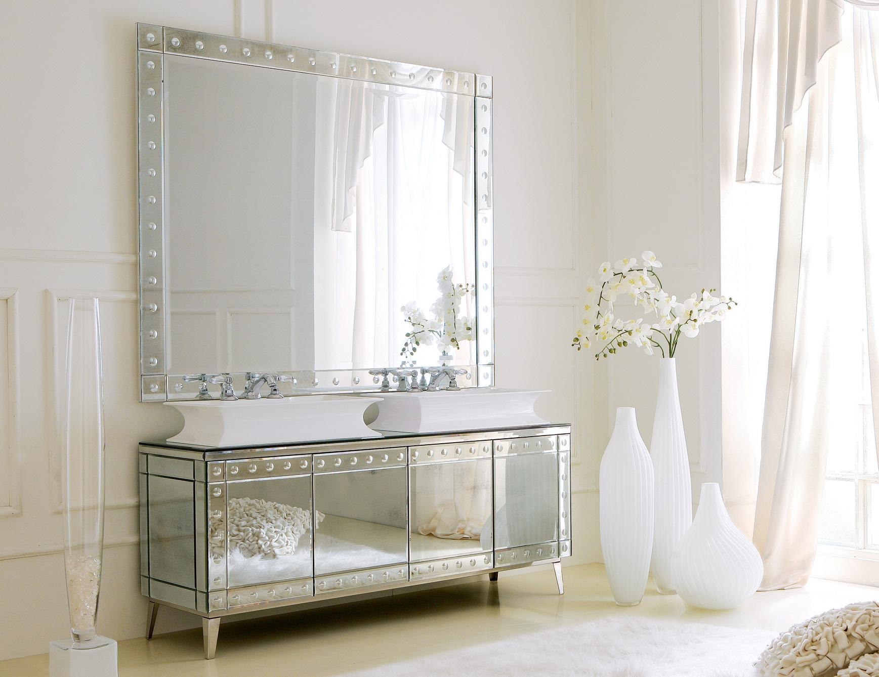 Venetian Mirror Bathroom Cabinet