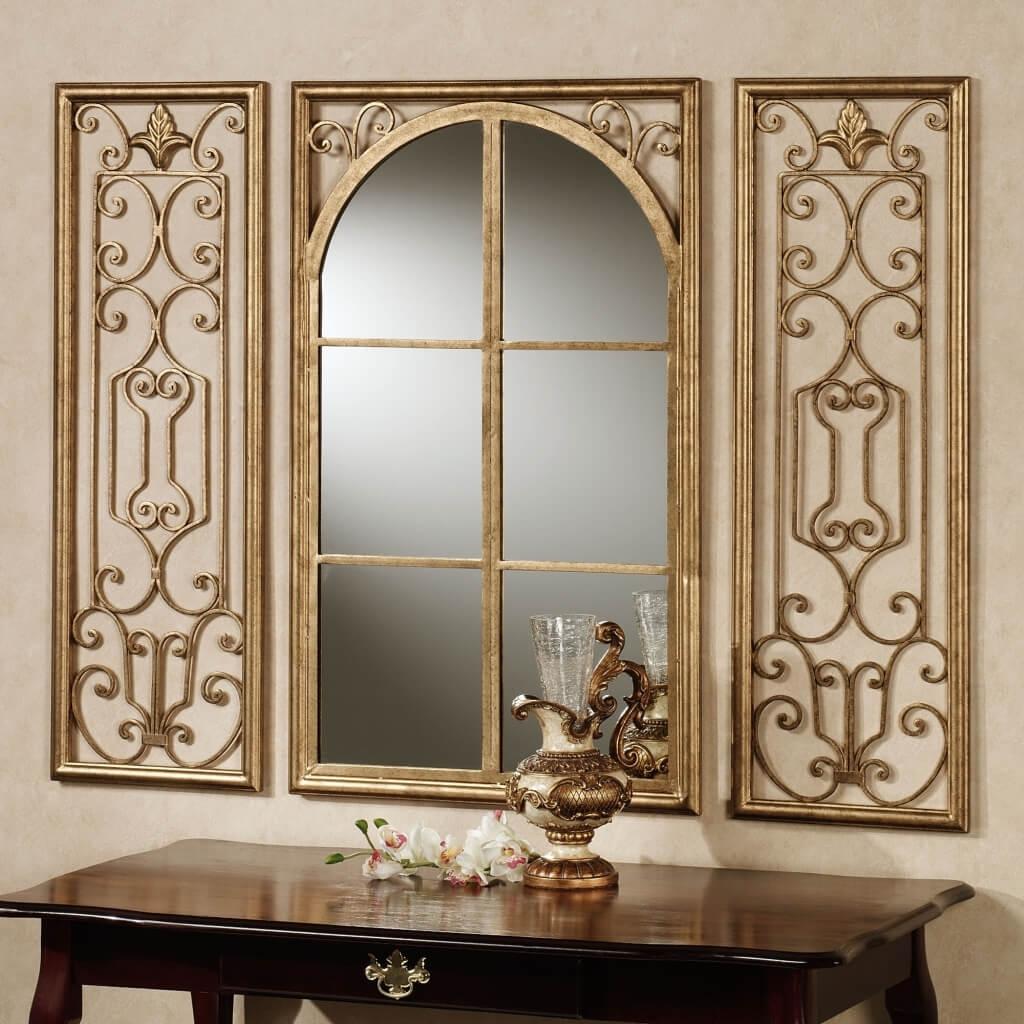 Vintage Wall Mirror Set