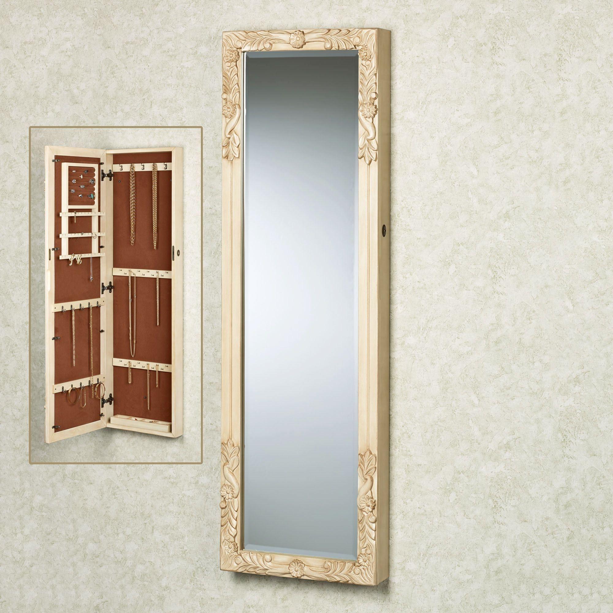 Viviana Jewelry Wall Mirror
