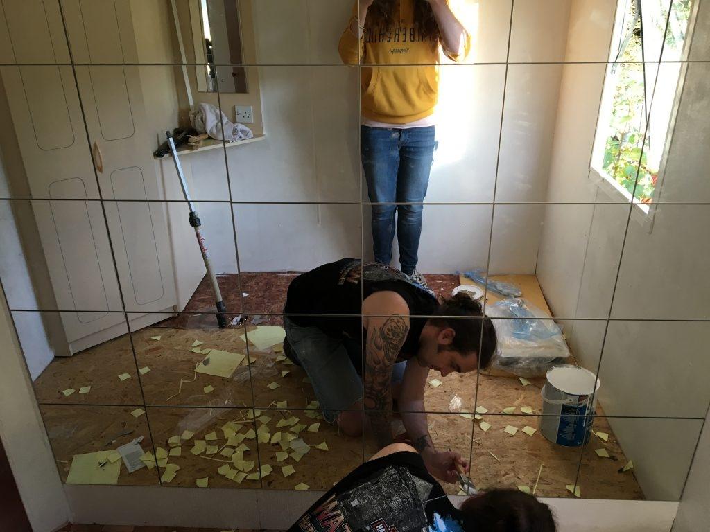 Wall Mirror Adhesive Pads