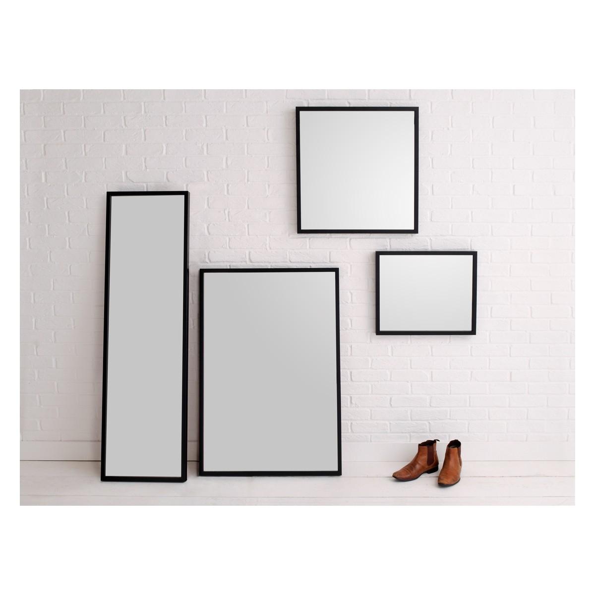 Wall Mirror Black Frame