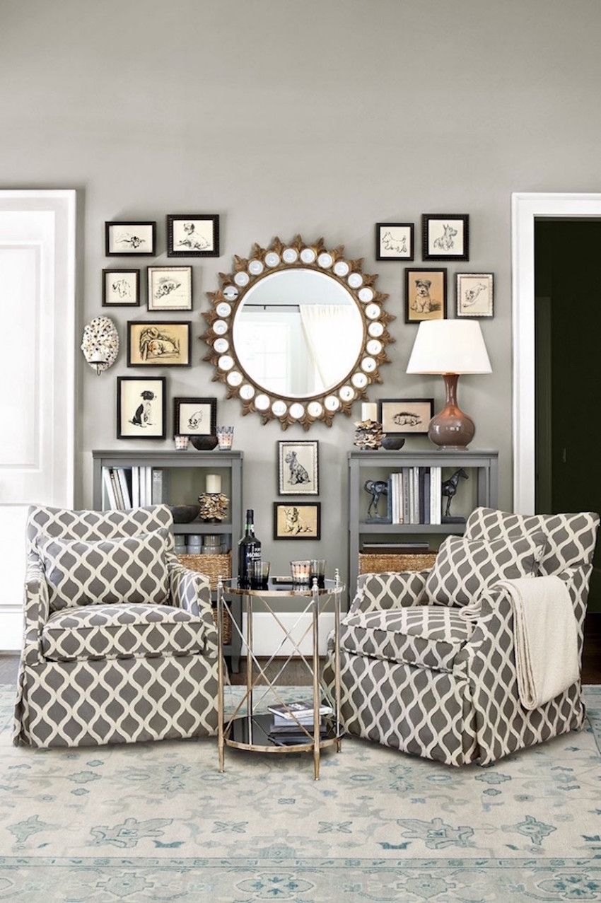 Permalink to Wall Mirror Decorating Ideas