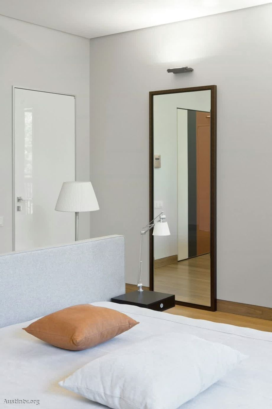 Wall Mirror Design For Bedroom