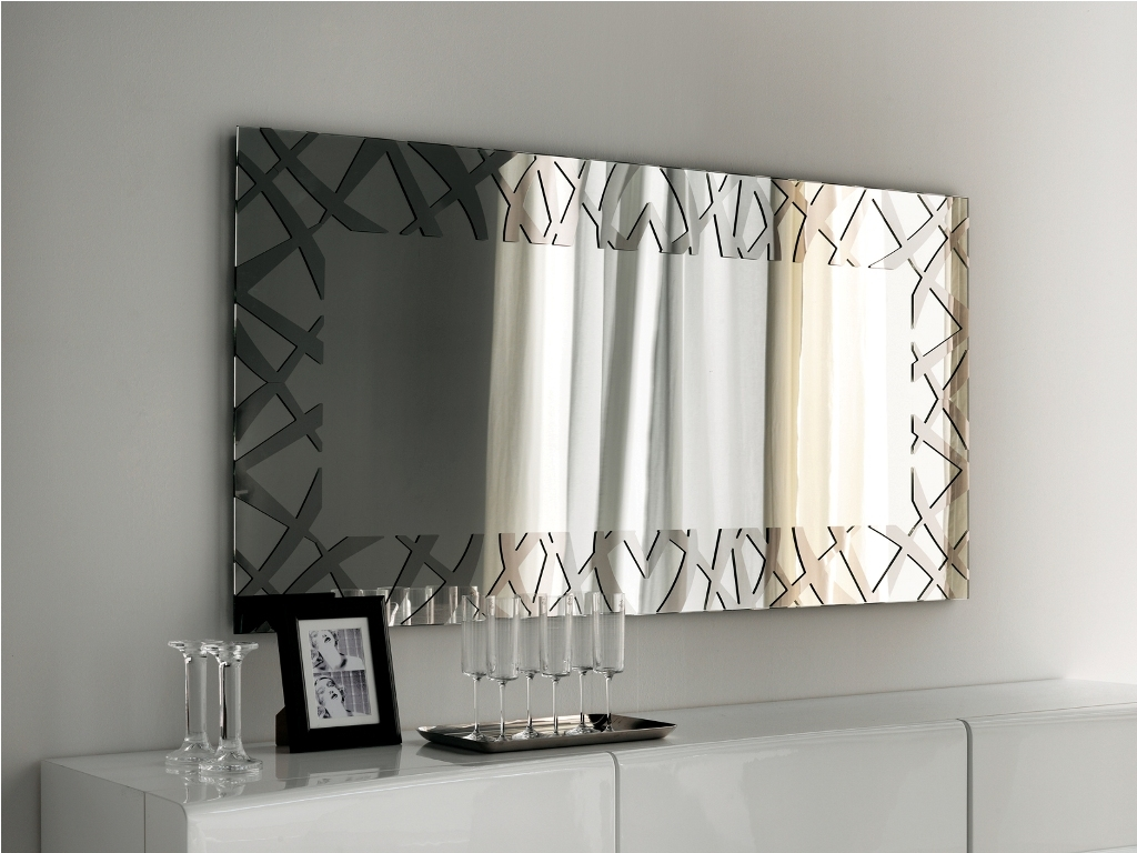 Wall Mirror Designs Pictures