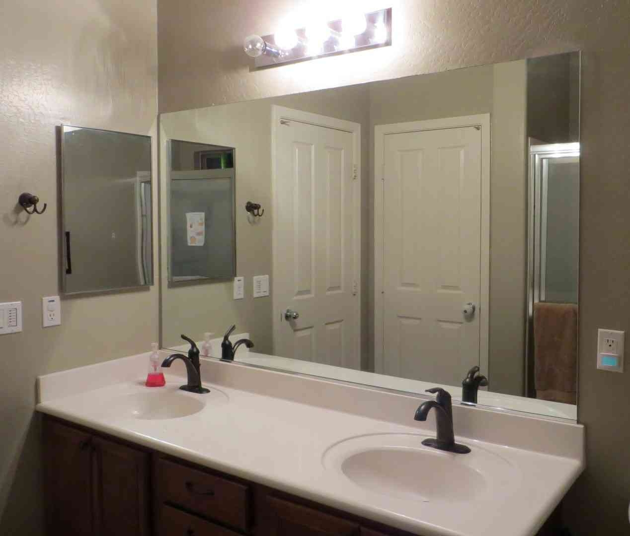 Wall Mirror For Bathroom