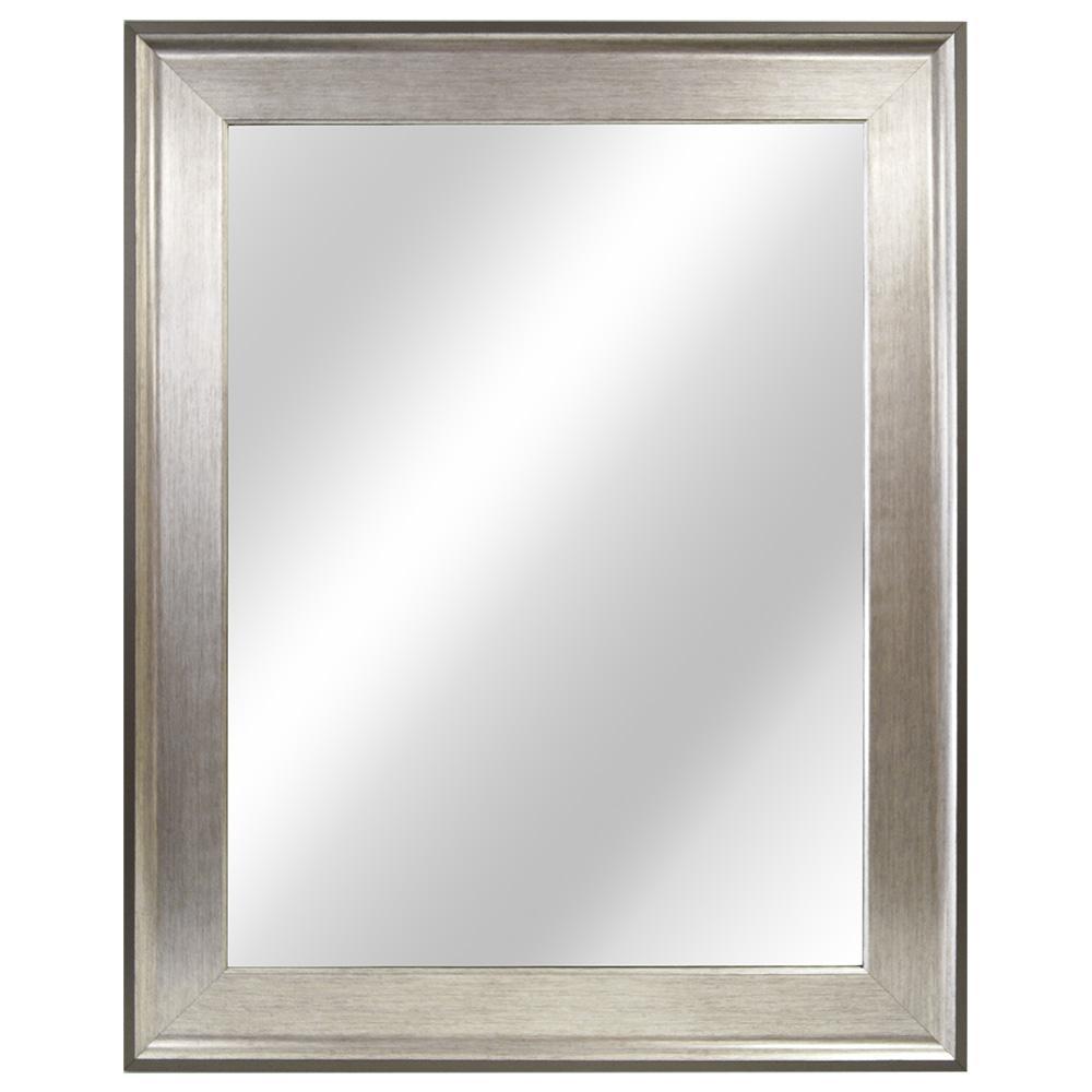 Wall Mirror Silver Frame