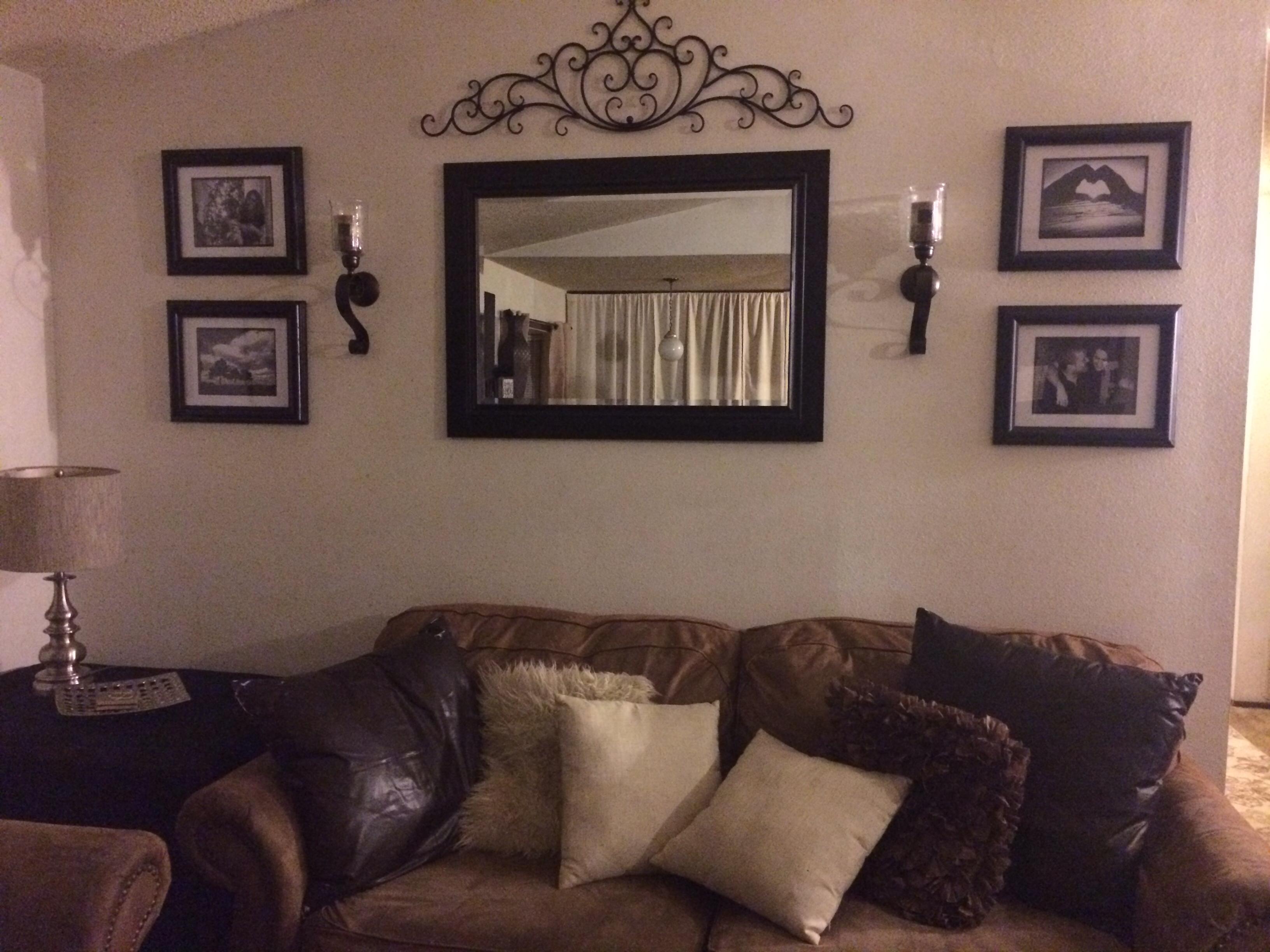 Wall Mirrors Decorative Living Room