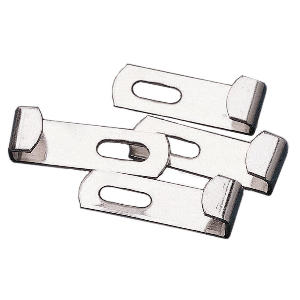 Wall Mount Mirror Clips