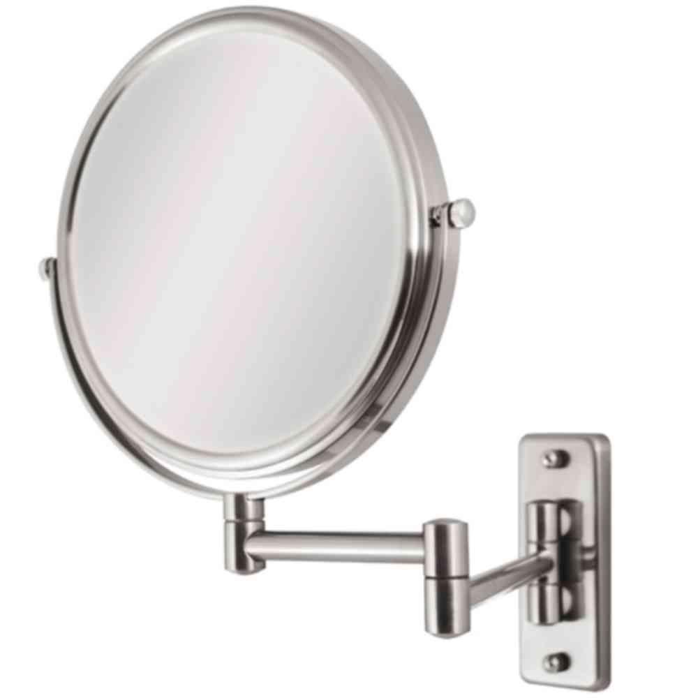 Wall Mount Swivel Makeup Mirror