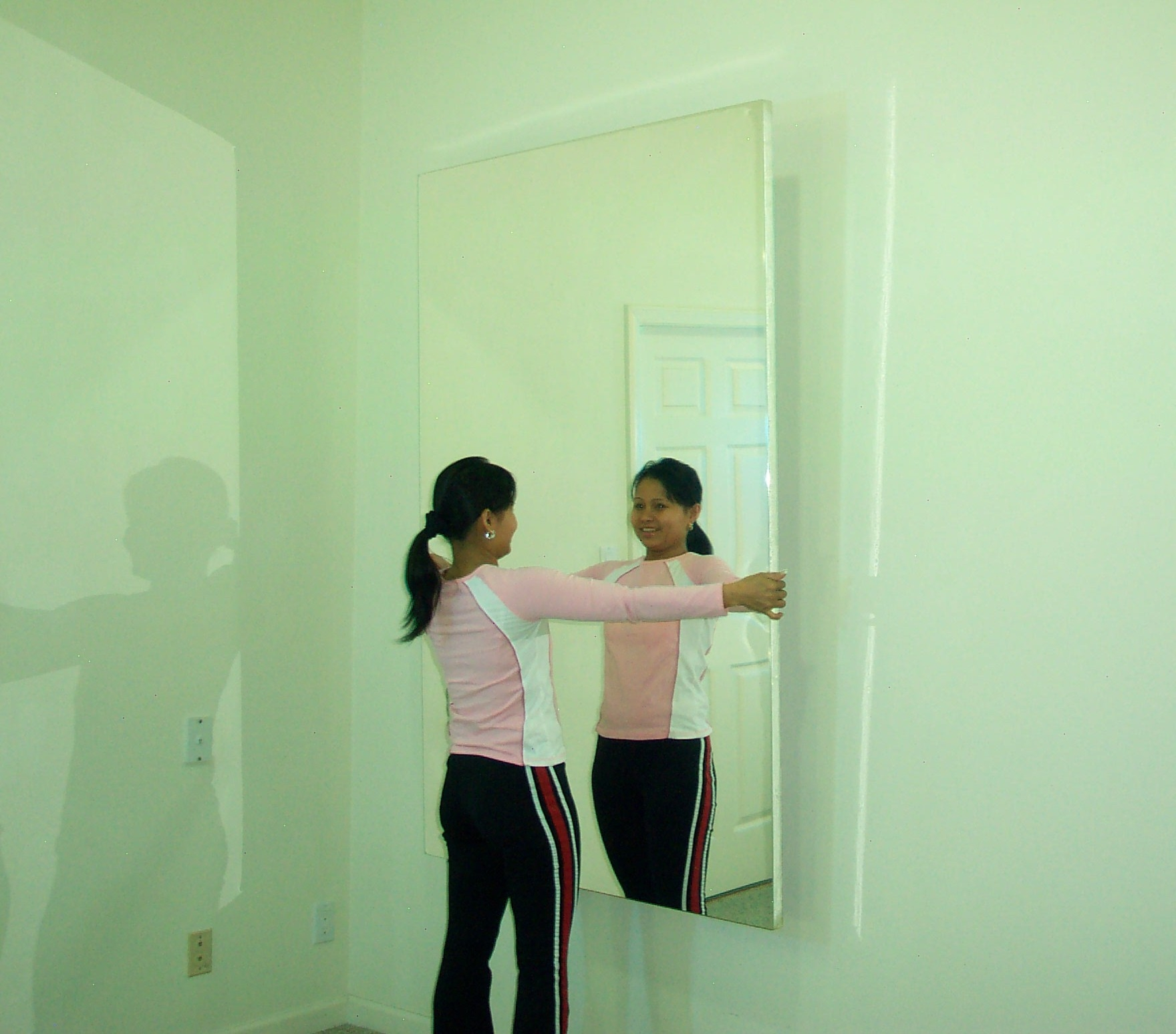 Wall Mounted Mirrors For Dance