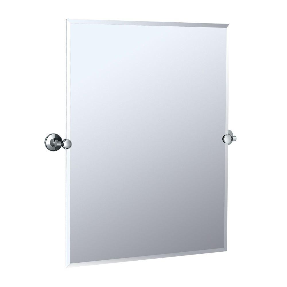 Wall Mounted Rectangular Mirror